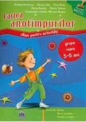Cartea anotimpurilor 5-6 ani grupa mare - Stefania Antonovici Adriana Calin Carti