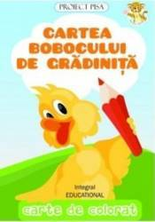 Cartea bobocului de gradinita - Costel Postolache