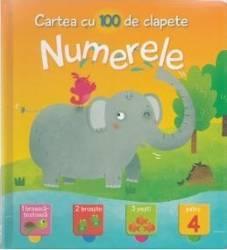 Cartea cu 100 de clapete Numerele Carti
