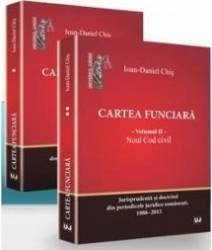 Cartea funciara Vol. 1+2 - Ioan-Daniel Chis