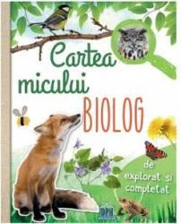 Cartea micului biolog - Anita van Saan