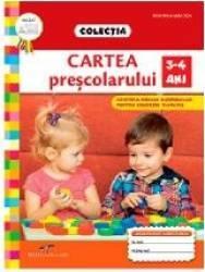 Cartea prescolarului 3-4 ani Roxana Haiden