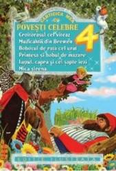 Carticica mea cu povesti celebre 4 Croitorasul cel Viteaz...