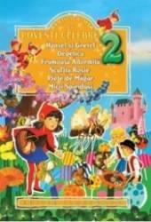 Carticica mea cu povesti celebre Hansel Si Gretel...
