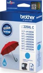 Cartus Brother LC-225XLC 1200 pag Cartuse Tonere Diverse