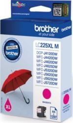 Cartus Brother LC-225XLM 1200 pag Cartuse Tonere Diverse