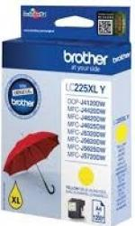 Cartus Brother LC-225XLY 1200 pag Cartuse Tonere Diverse