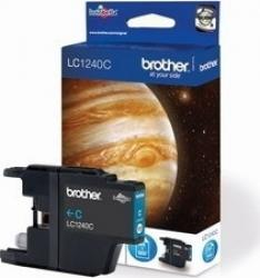Cartus Brother LC1240 Cyan 600 pag Cartuse Tonere Diverse