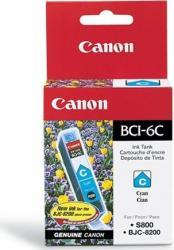 Cartus Canon Bci-6c Cyan Bonus Photo Paper Variety Canon
