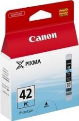 Cartus Canon CLI-42 Photo Cyan PIXMA PRO 10 PRO100 Cartuse Tonere Diverse