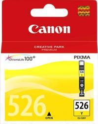 Cartus Canon CLI-526 Galben IP4850 MG5150 5250 6150 8150 Cartuse Tonere Diverse
