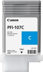 Cartus Canon PFI-107 Cyan iPF780 iPF785 130ml Cartuse Tonere Diverse