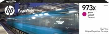 Cartus capacitate extinsa HP 973X PageWid Magenta