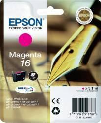 Cartus Epson 16 Magenta WF-2510WF WF-2520NF WF-2530WF WF-2010W Cartuse Tonere Diverse