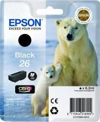 Cartus Epson 26 Negru 6.2 ml