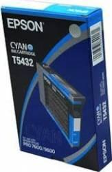 Cartus Epson C13T543200 Cyan Stylus Pro 7600 9600 4000 4800 4400
