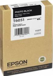 Cartus Epson C13T605100 Photo Black 110 ml Stylus Pro 4800 4880
