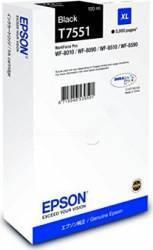 Cartus Epson T7551 Negru 5000 pag