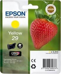 Cartus Epson Singlepack 29 Claria Home Ink 3.2ml Galben Cartuse Tonere Diverse