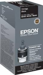 Cartus Epson T7741 140ml Negru WorkForce M100 M105 M200