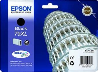 Cartus Epson WorkForce Pro WF-5110DW WF-5190DW WF-5620DWF Black