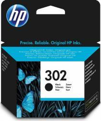 Cartus HP 302 Black 190 pag