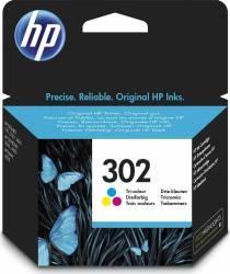Cartus HP 302 Tri-color 165 pag