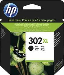 Cartus HP 302XL Black 480 pag Cartuse Tonere Diverse