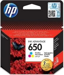 Cartus HP 650 Tri-color Cartuse Tonere Diverse