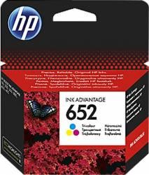 Cartus HP 652 Tri-color 200 pag. Deskjet Ink Advantage 1115 2135 3635 3835 Cartuse Tonere Diverse