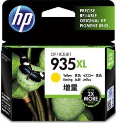 Cartus HP 935XL Galben 825 pag Officejet Pro 6830 e-All-in-One Cartuse Tonere Diverse