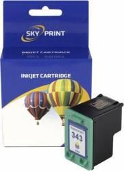 Cartus Sky Inkjet compatibil HP-343 CMY 14 ml cartuse tonere diverse