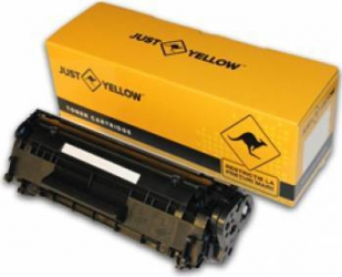 Cartus laser Just Yellow HP compatibil Canon Magenta 1400 pag cartuse tonere diverse