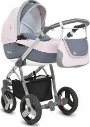 Carucior Copii 3 In 1 MyKids Mommy Pink Carucioare copii
