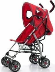 Carucior EURObaby Sorento Comfort - Rosu Carucioare copii