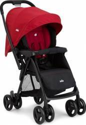 Carucior Joie Mirus Stroller Scenic Cherry recomandat copiilor 0 - 4 ani si 15 kg Resigilat Carucioare copii