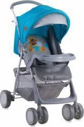 CARUCIOR SPORT TERRA Blue & Grey Hello Bear Carucioare copii