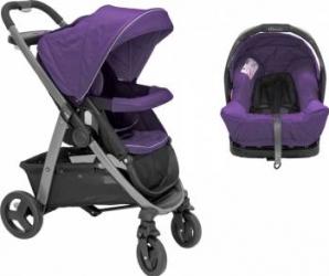 Carucior Transformabil Sky 2 in 1 Purple Shadow Graco Carucioare copii