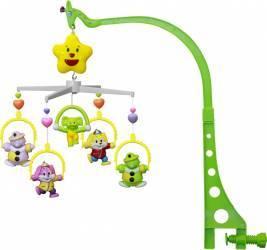 Carusel muzical Pat Lorelli Figurine Plastic 36 cm - Clowns Jucarii Bebelusi