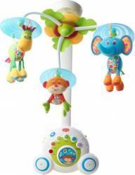 Carusel muzical  Tiny Love Vise placute Multicolor Jucarii Bebelusi