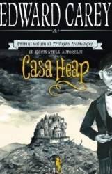 Casa Heap - Edward Carey Carti