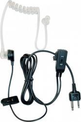 Casca cu microfon pentru statii radio Midland MA31-LK cu 2 pini