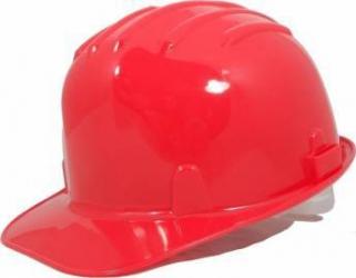 Casca de protectie constructor Rosu Scule de mana