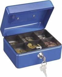 Caseta bani TRAUN 1 Albastru Seifuri Lacate Feronerie