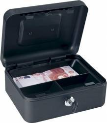 Caseta bani TRAUN 1 negru Seifuri Lacate Feronerie