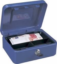 Caseta bani TRAUN 2 Albastru Seifuri Lacate Feronerie
