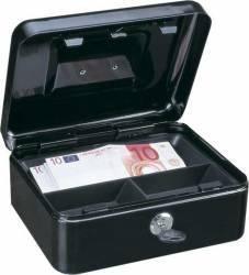 Caseta bani TRAUN 2 neagra