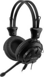 Casti A4Tech HS-28 Black