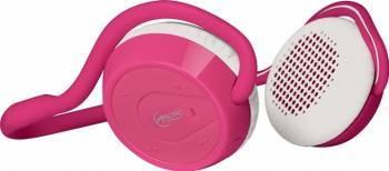 Casti Arctic P324 BT Bluetooth 4.0 Pink