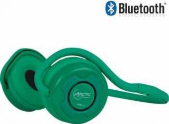 Casti Arctic Sound P311 verzi bluetooth wireless